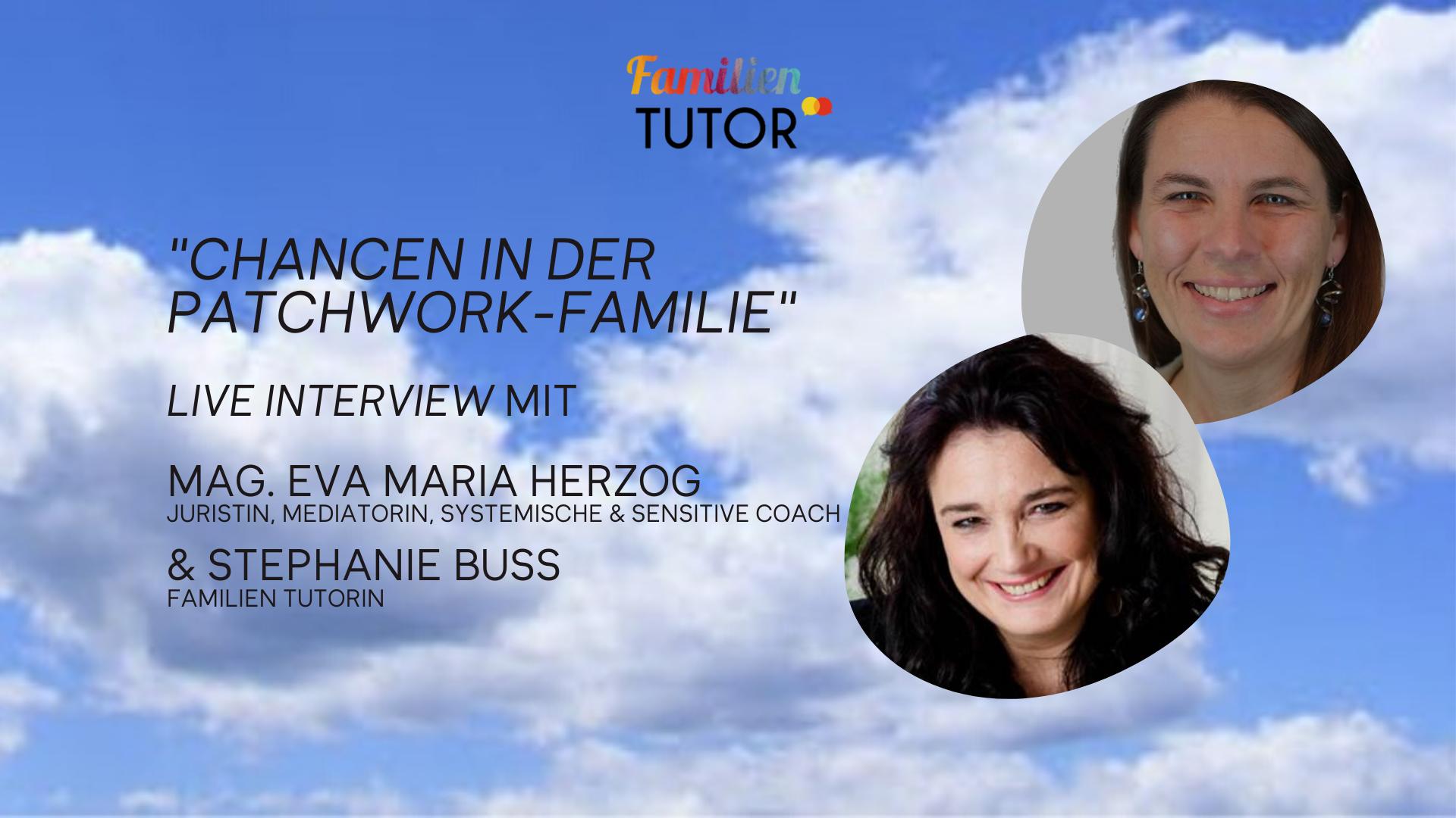 Family Friday Tutorial mit Eva Maria Herzog