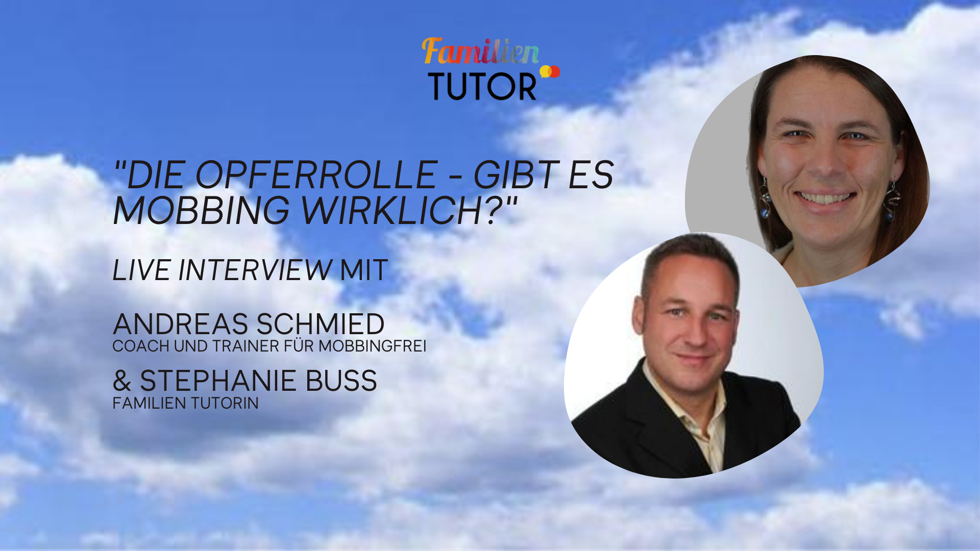 Family Friday Tutorial mit Andreas Schmied