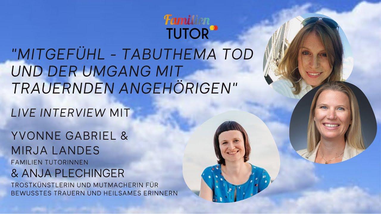 Family Friday Tutorial mit Anja Plechinger