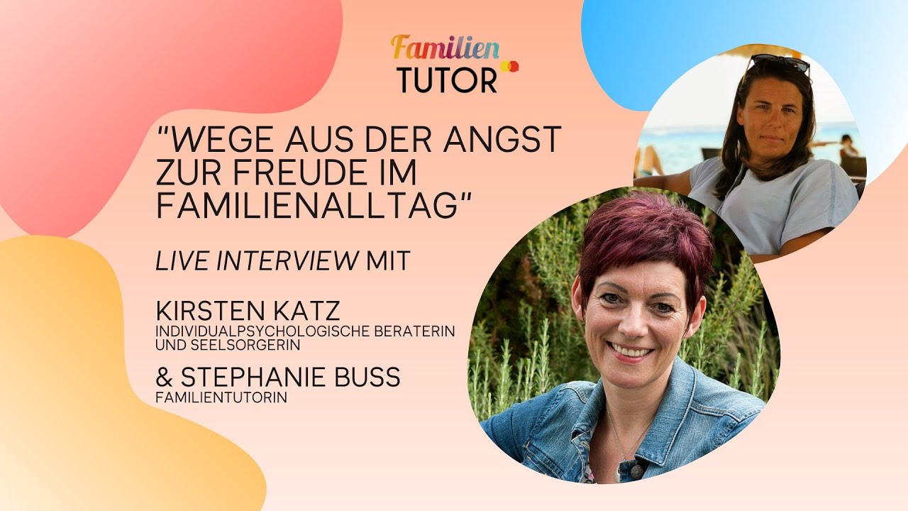 Family Friday Tutorial mit Kerstin Katz