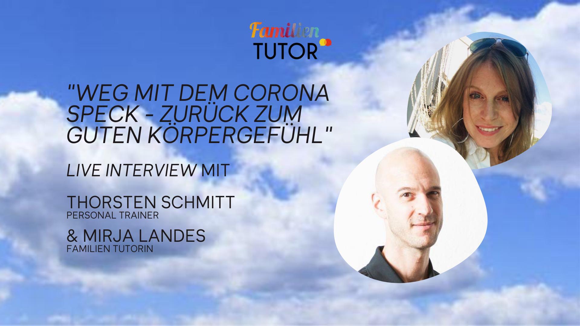 Family Friday Tutorial mit Thorsten Schmitt