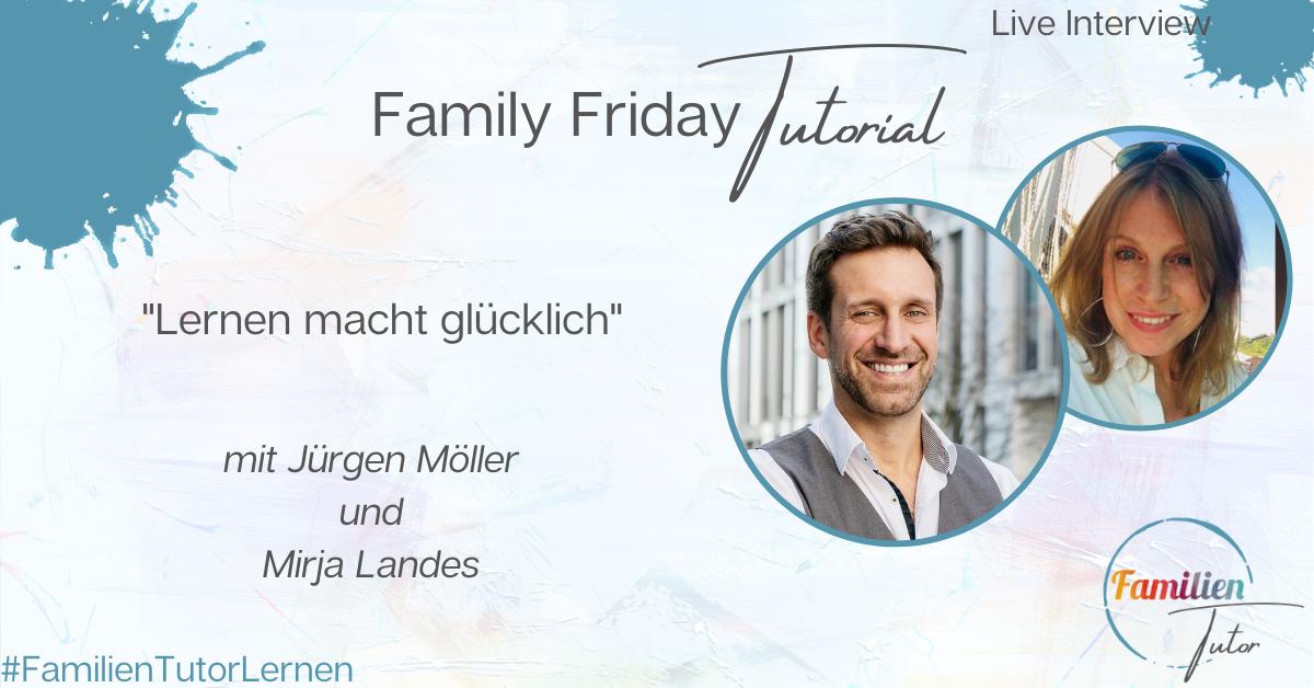 """Live-Interview: """"Lernen macht glücklich"""""""